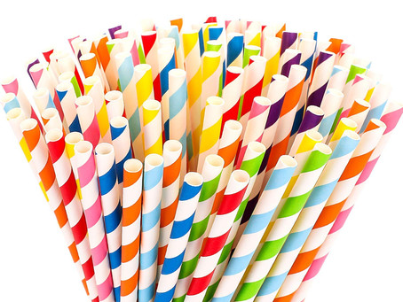 Wheat Straws VS Paper Straws