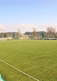 Artificial turf football fieldKranj
