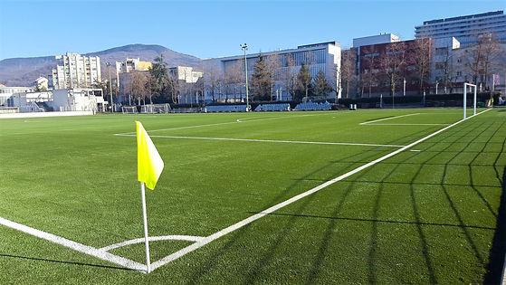 Artificial turf football field-Nova Gori