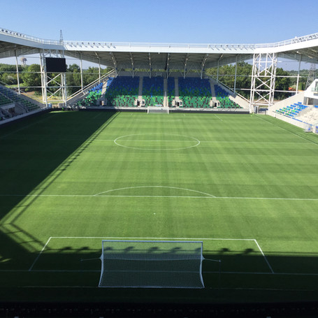 SZIC Szeged football stadium and training centre