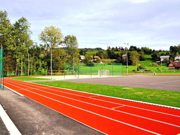 Multipurpose sports parks