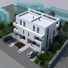 Twin Home Villa - Savlje Ljubljana - FS Group 2