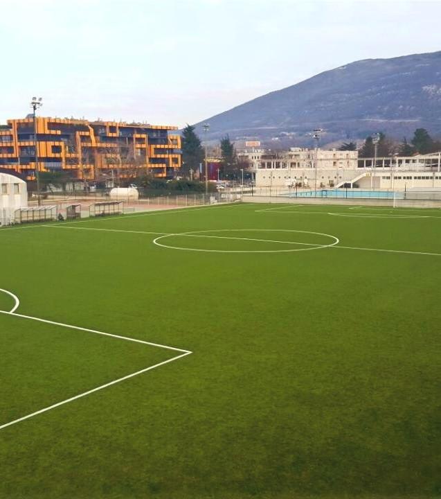Football field Nova Gorica