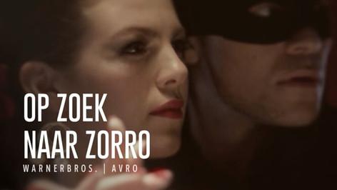 IN SEARCH OF...ZORRO