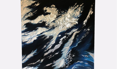 Luminoso azul mar  |  Brilliant blue