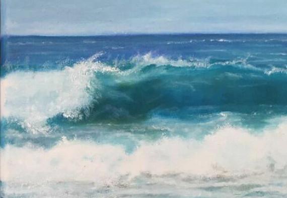 Mirando el mar  |  Staring the Sea