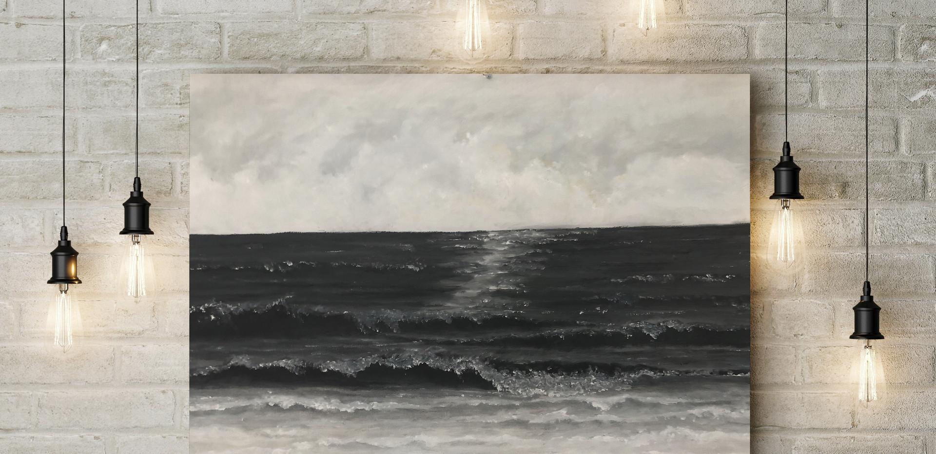 Brillo de mar       Sea brightness