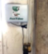 Irrigation controls/rainbird system
