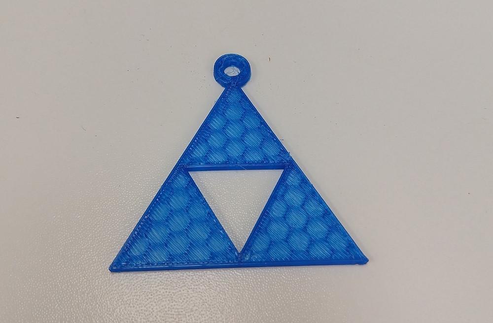 Delta Ornament