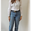 Thumbnail: Graham & Spencer White Crinkle Shirt M/L