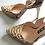 Thumbnail: Gina Snakeskin Pointed Heels UK 3.5