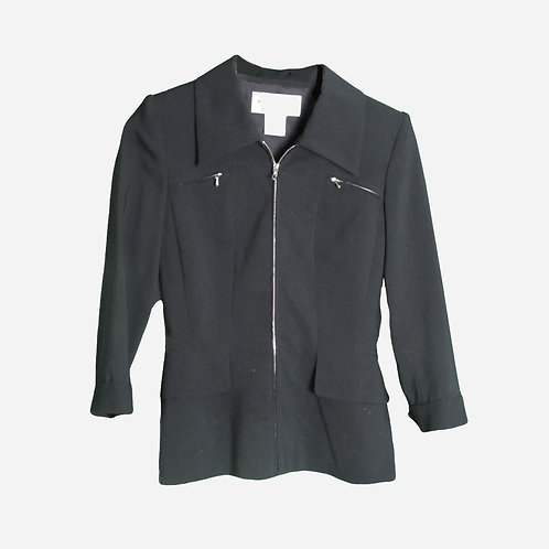 Barbara Bui Black Jacket M