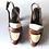 Thumbnail: Marni Brown & CreamPatent Shoes UK 6