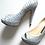 Thumbnail: Gina Blue Python Pumps UK 4.5