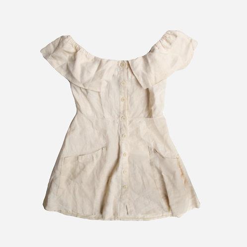 Reformation Bardot Dress M