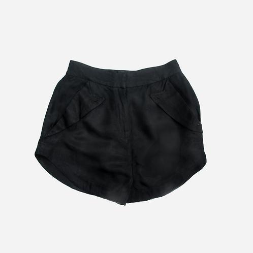 Alexander Wang Black Shorts M