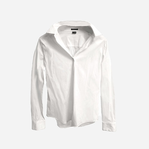 Theory Off-White Shirt S