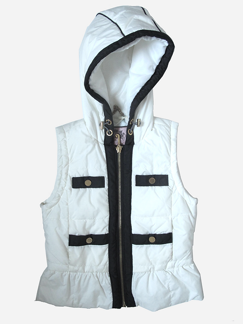 Juicy Couture Puffer Gilet S