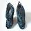 Thumbnail: Jimmy Choo Quito Snakeskin Shoe Boots UK 5.5