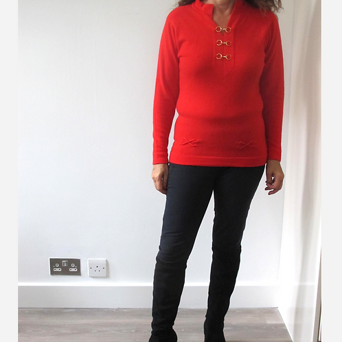 Barrie Cashmere Jumper XS