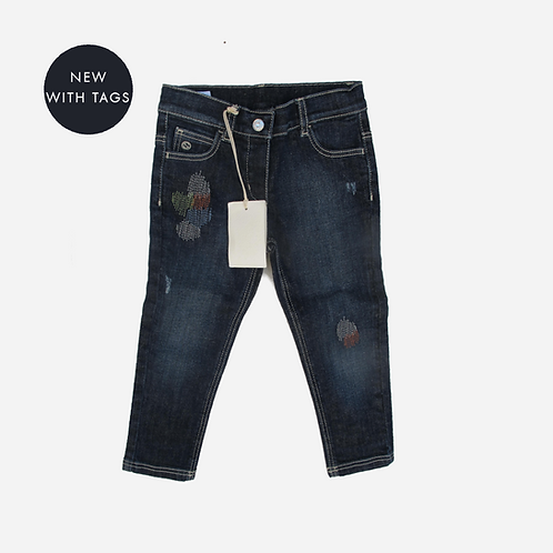 Toddler Girls Gucci Jeans 18-24M