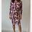 Thumbnail: Purple and Orange Printed Dress S