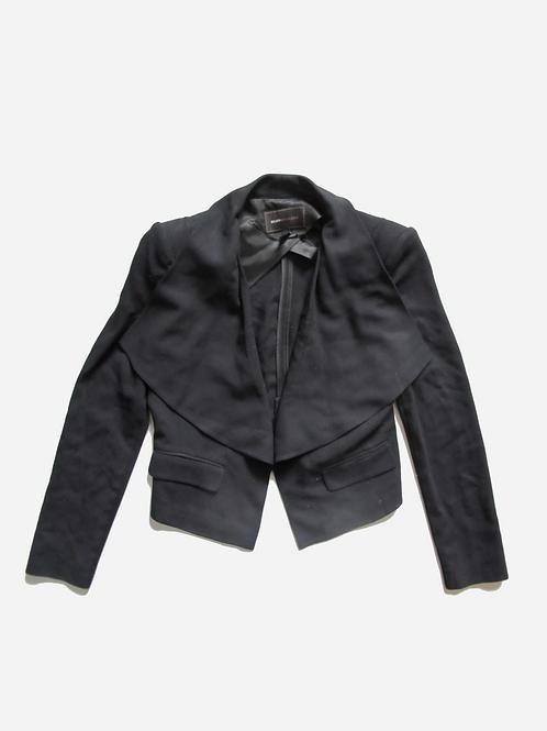 BCBG Maxazria Black Blazer S