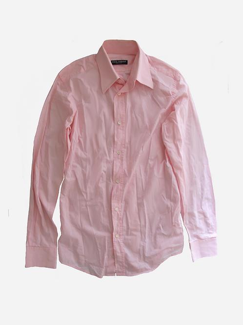 Dolce & Gabbana Pink Shirt 16/41