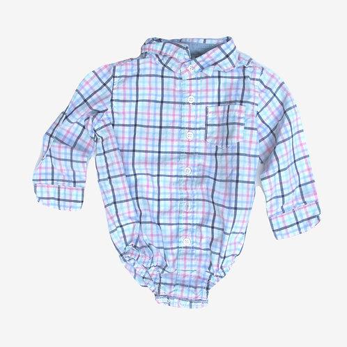 Toddler Boys Carter's Check Shirt 12m