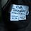 Thumbnail: Ruth Tarvydas Black Evening Dress M