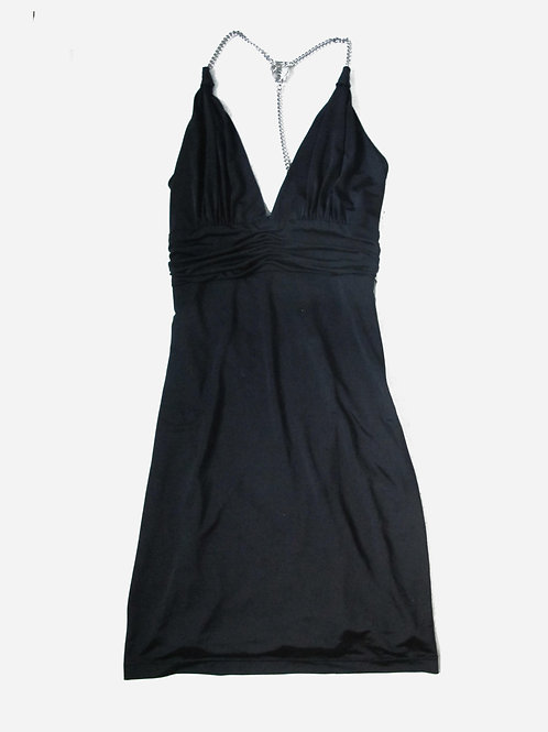 Ruth Tarvydas Black Evening Dress M