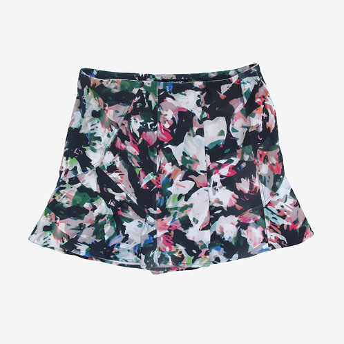 Life with Bird Floral Shorts S
