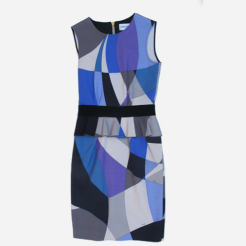 Emilio Pucci Printed Dress S