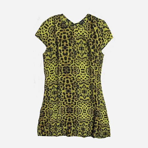 River Island Leopard Dress M