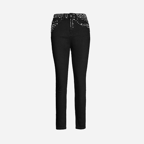"""The Kooples Lizzy Studded Jeans 27"""""""