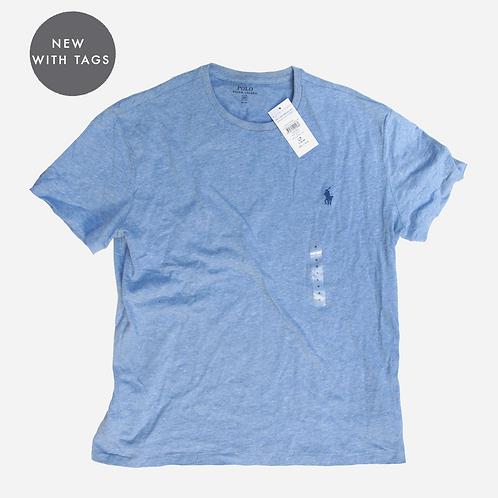 Polo by Ralph Lauren Light Blue T-Shirt M