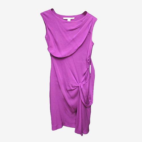 Diane Von Furstenberg Mauve Dress XS