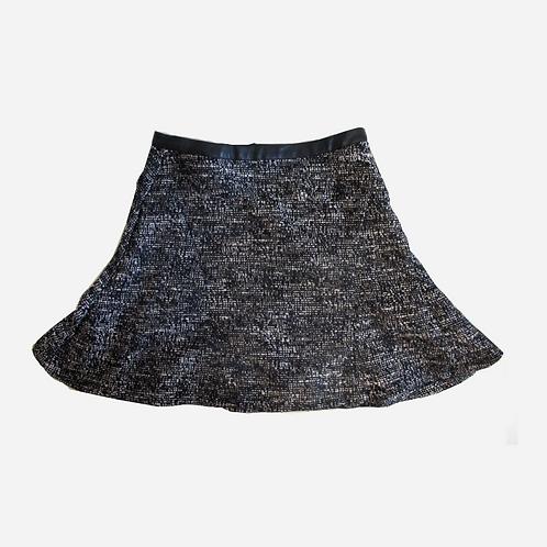 H&M Tweed Skirt S