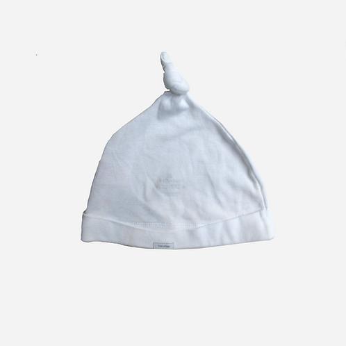 Baby Gap White Hat 6-12M