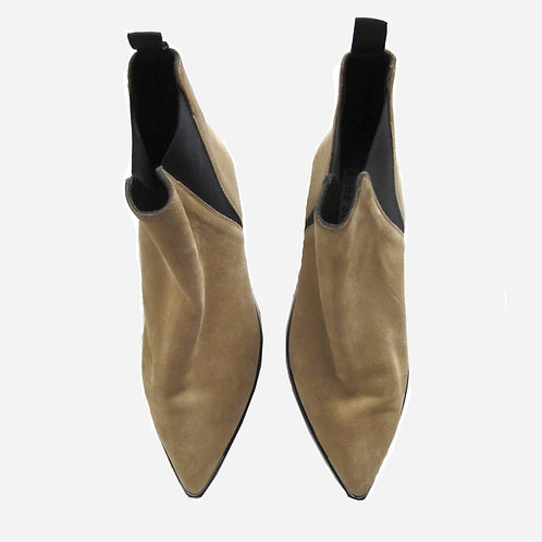 Acne Suede Boots UK 4