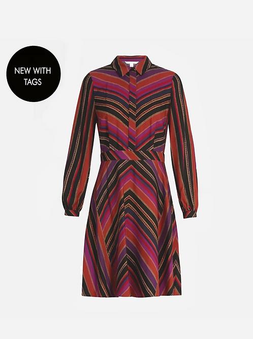 Diane Von Furstenberg Chrissie Dress M