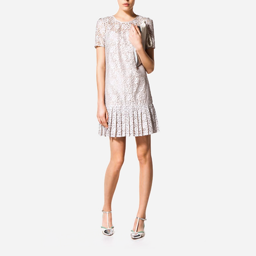 Massimo Dutti Lace Dress M