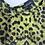 Thumbnail: River Island Leopard Dress M