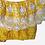Thumbnail: Miguelina Yellow Emy Polka Dot Co-Ord XS