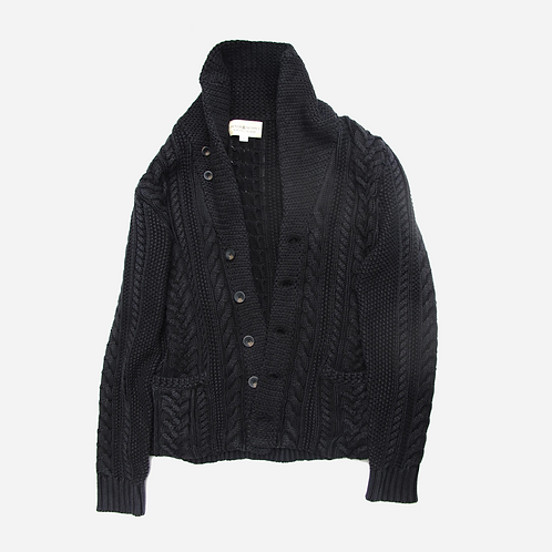 Denim & Supply Ralph Lauren Grey Knit Cardi M