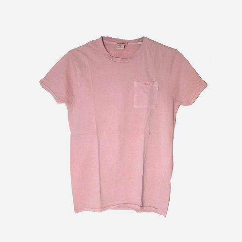 Scotch & Soda Faded Coral T-shirt M