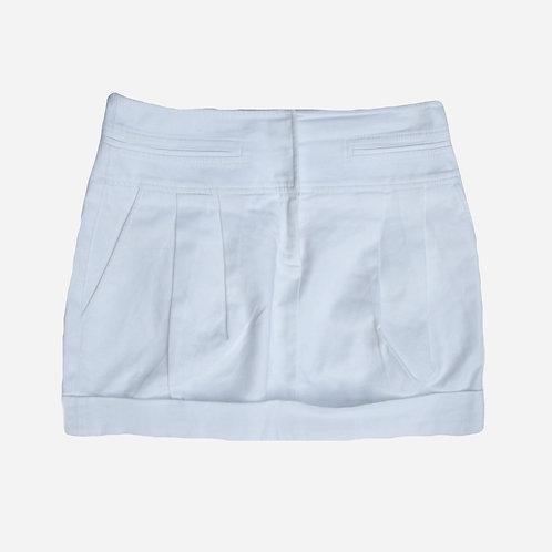 Karen Millen White Mini Skirt M
