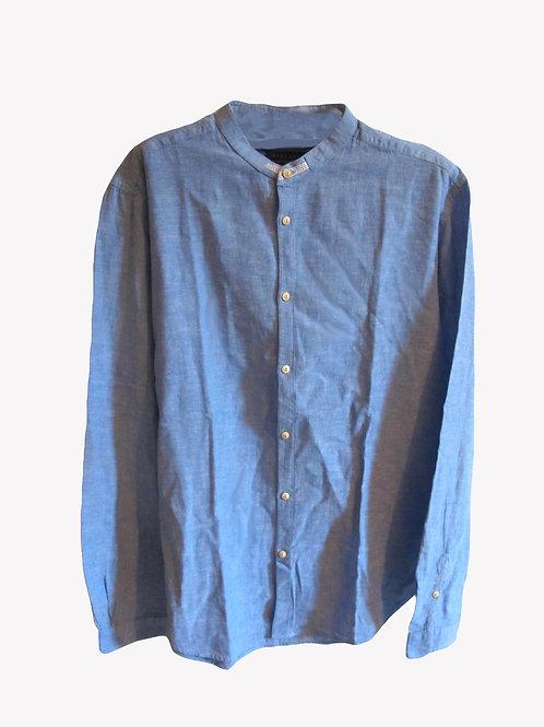 Zara Collar Shirt L