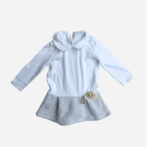 Toddler Girls Petit Bateau Dress 18M
