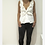 Thumbnail: Prada Cotton White Blouse M